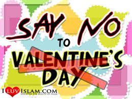 Sambutan Hari Kekasih dilarang