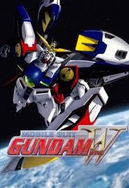 Gundam Wing - Mobile Suit Gundam Wing 2013 Poster