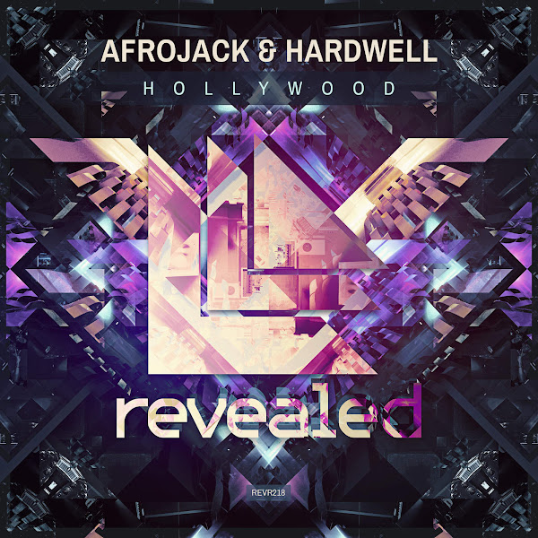 Afrojack - Hollywood - Single Cover