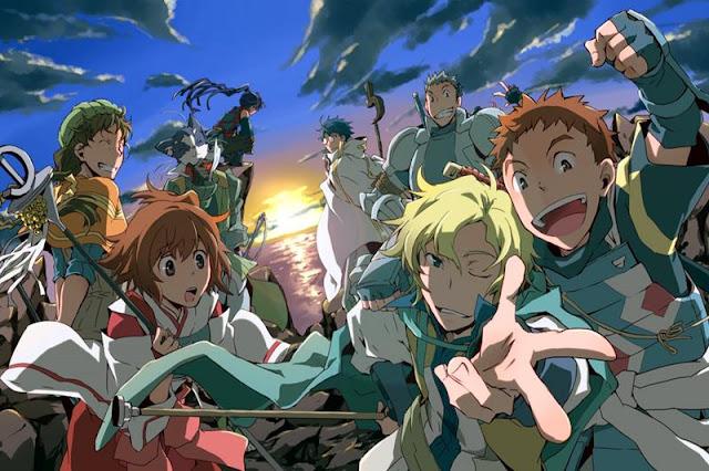 Log Horizon, Salah satu anime bertemakan game terbaik