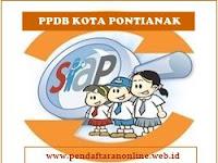Pendaftaran PPDB Kota Pontianak 2017/2018