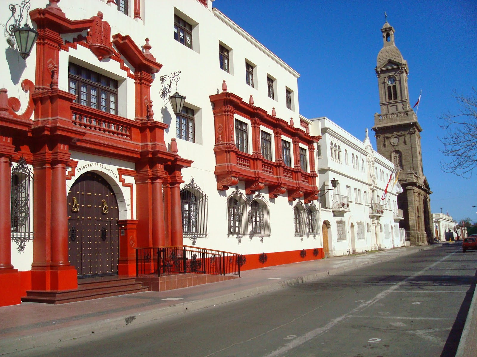 City of La Serena, Chile