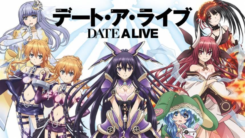 Cuplikan Anime Date A Live III dan Openingnya