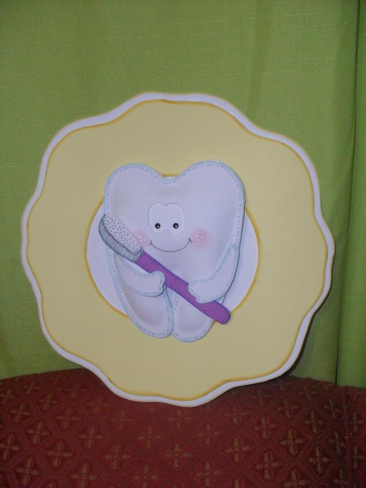 Alegr a eventos decoraci n para cl nica dental infantil - Decoracion clinica dental ...