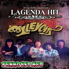 Alleycats - 45 Lagu Hit Kenangan Abadi Lagenda Hit (2010) Album cover