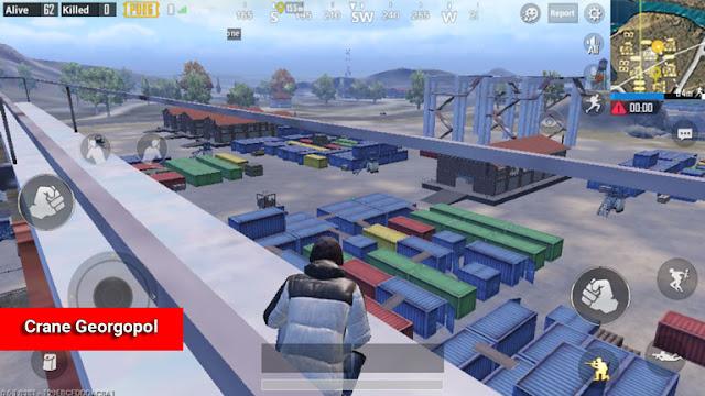 tempat sniper di pubg mobile