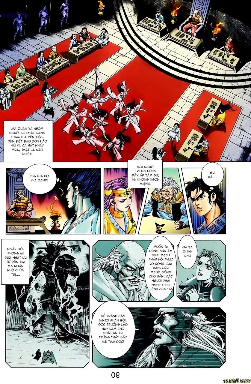 Cơ Phát Khai Chu Bản chapter 112 trang 4