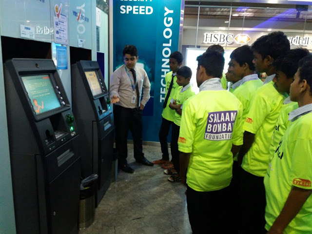 Salaam Bombay Foundation and YES BANK conduct Financial Literacy for BMC students on the occasion of World Youth Skills Day