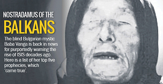 Baba Vanga nostradamus of the balkans