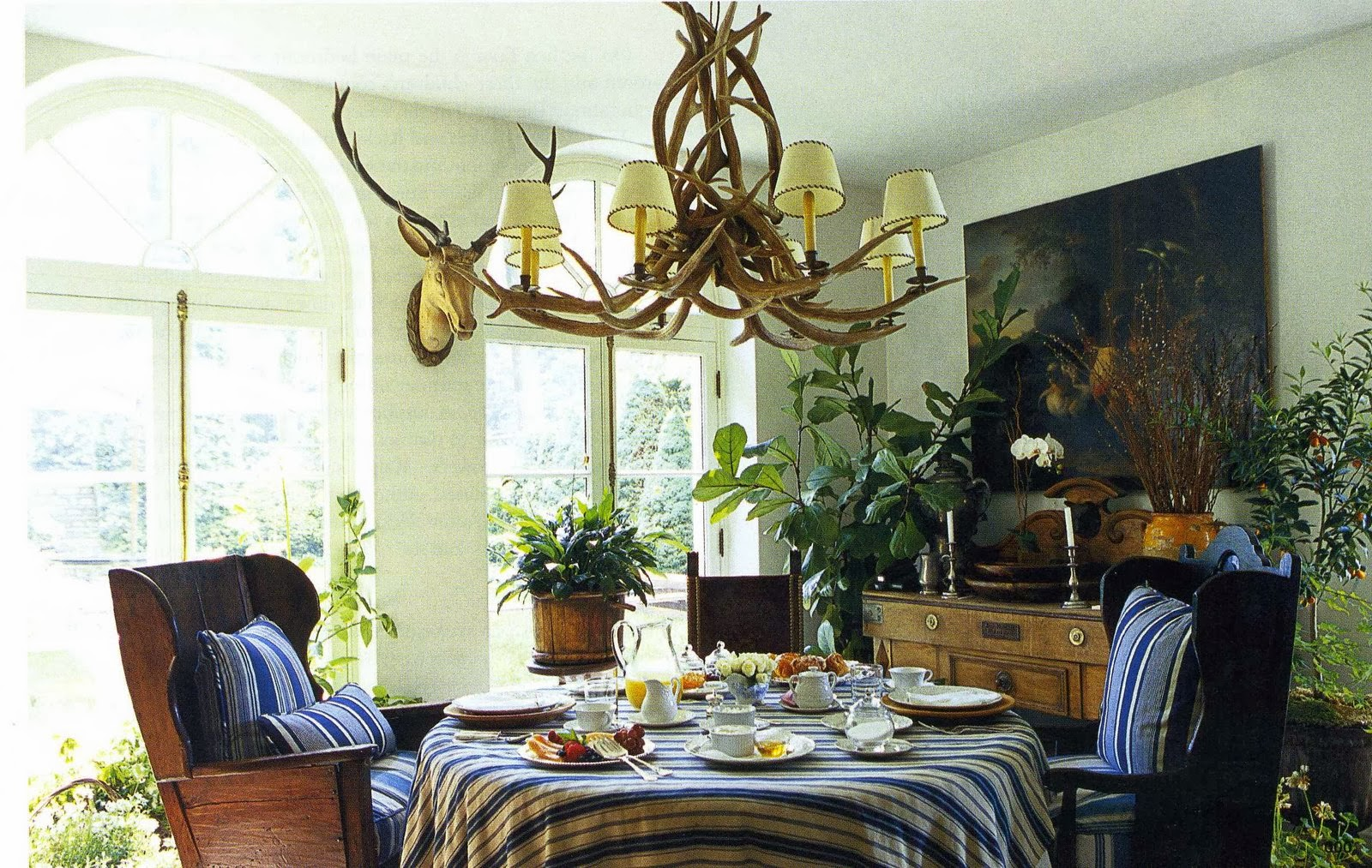Taxidermy Interior Design