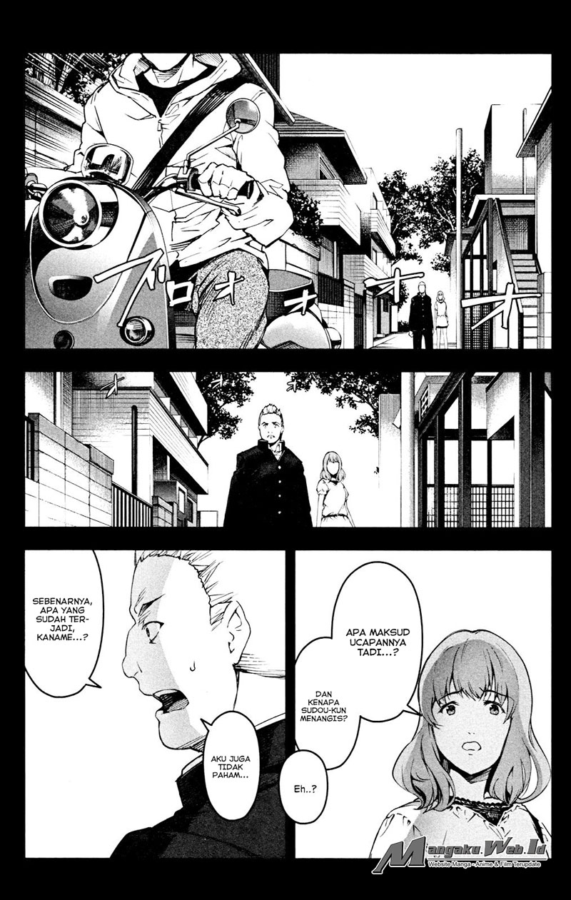 Darwin's Game Chapter 26-16