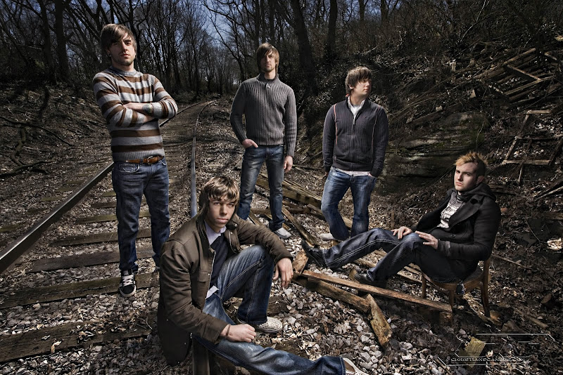 August Burns Red - Leveler 2011 band members Ultra HQ wallpaper