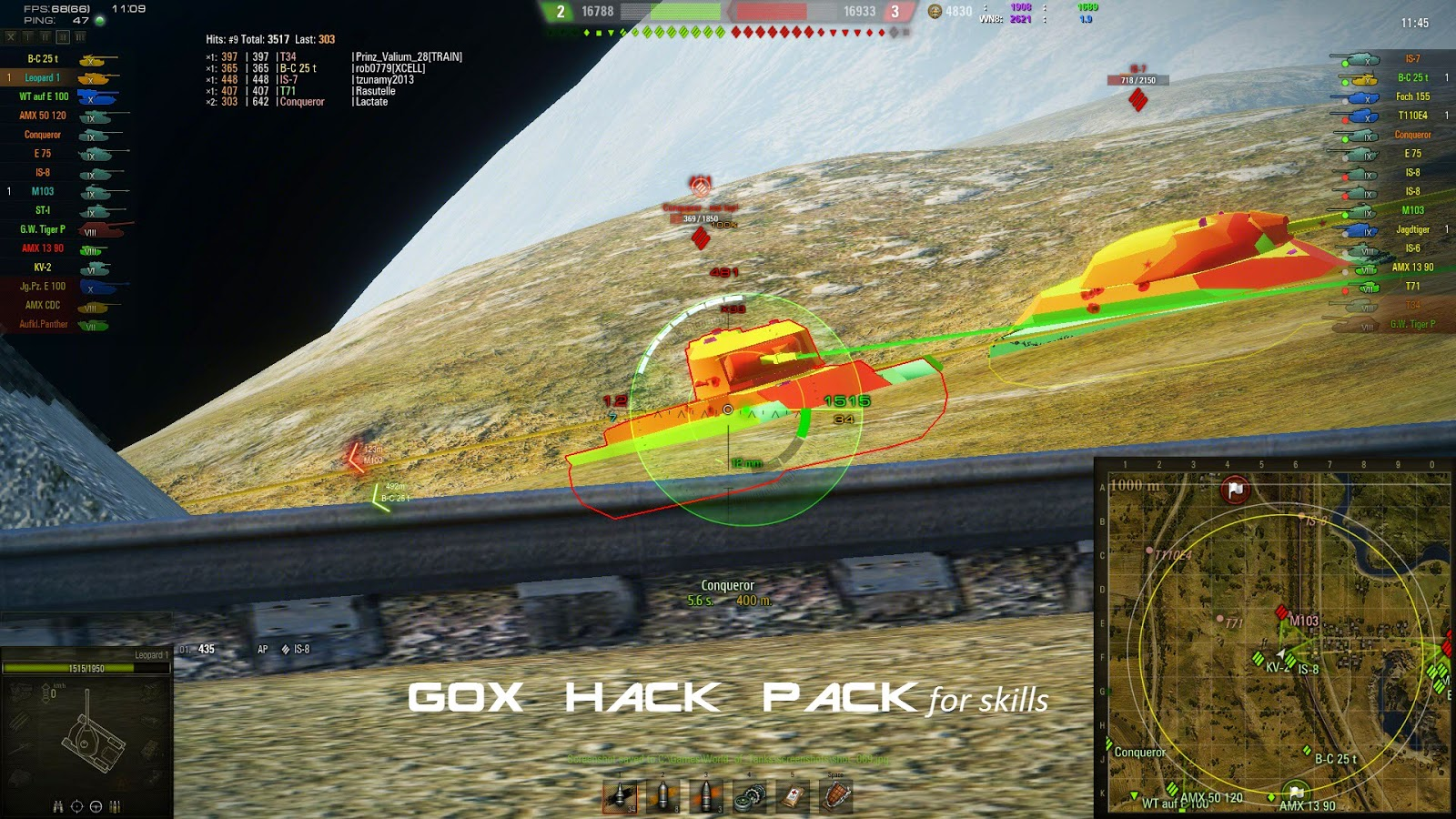 wot battle assistant mod pack