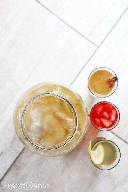 The 10 Best Homemade Kombucha Flavors