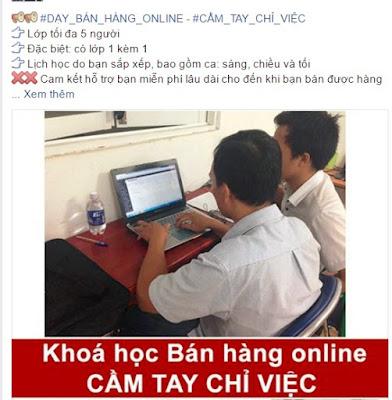 Bài Quảng Cáo Facebook