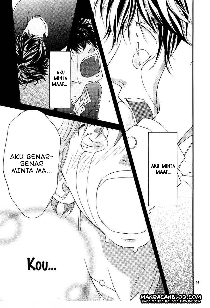 Ao Haru Ride Chapter 13-12