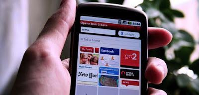 Cara Mempercepat Koneksi Internet 3G Android Anda