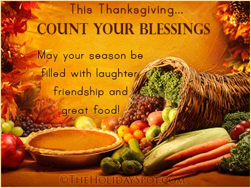 Thanksgiving Wishes Sayings