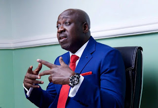 BOLAJI ABDULLAHI ANNOUNCED RESIGNATION FROM BUHARI'S APPOINTMENT