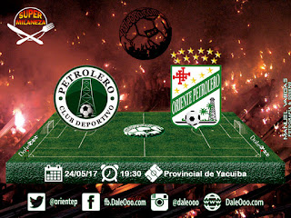 Petrolero vs Oriente Petrolero - Fecha 14 Torneo Apertura 2017 - Super Milaneza - DaleOoo Oriente Petrolero