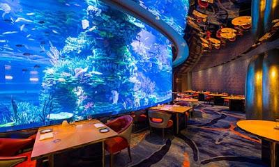 Restoran Bawah Laut Yang Perlu Anda Ketahui