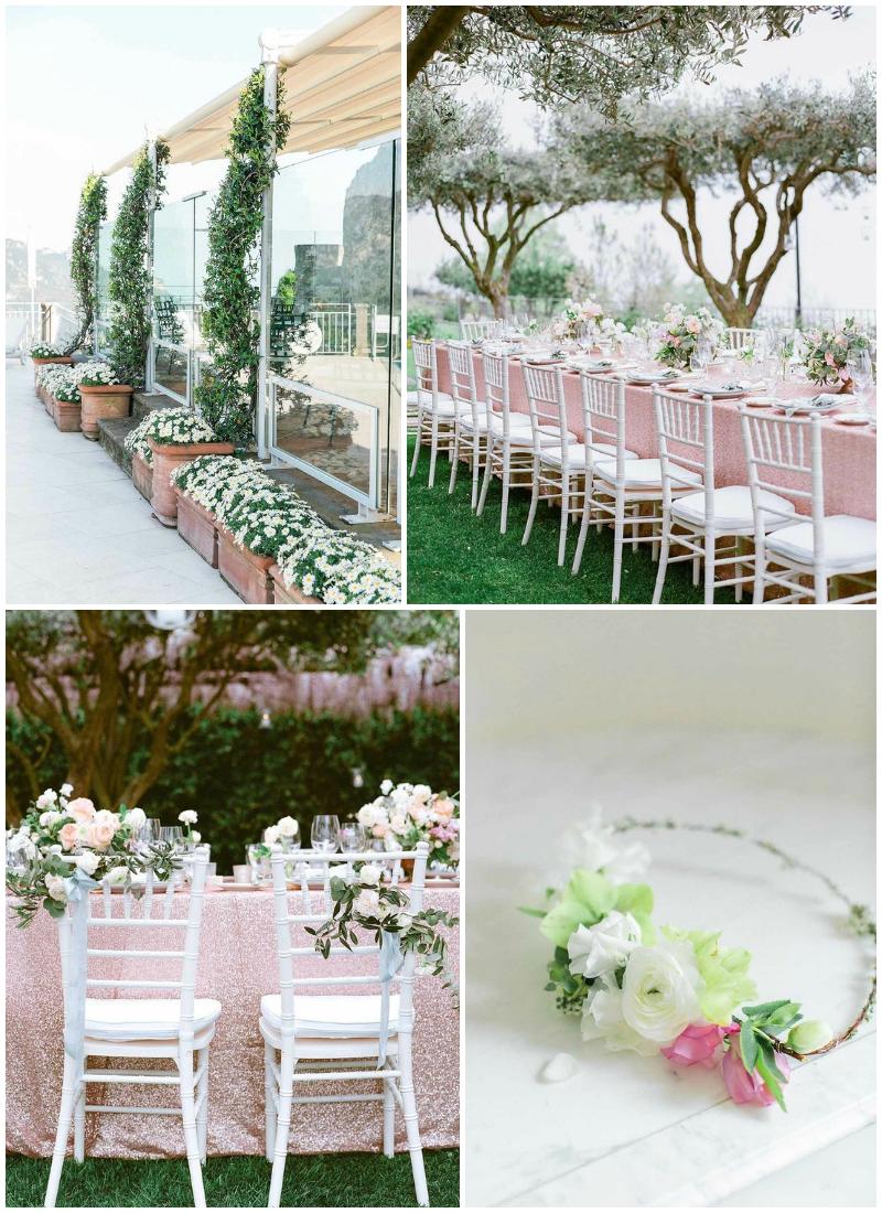 Wedding nature by Habitan2 | Haz que la naturaleza forme parte de la decoración de tu evento