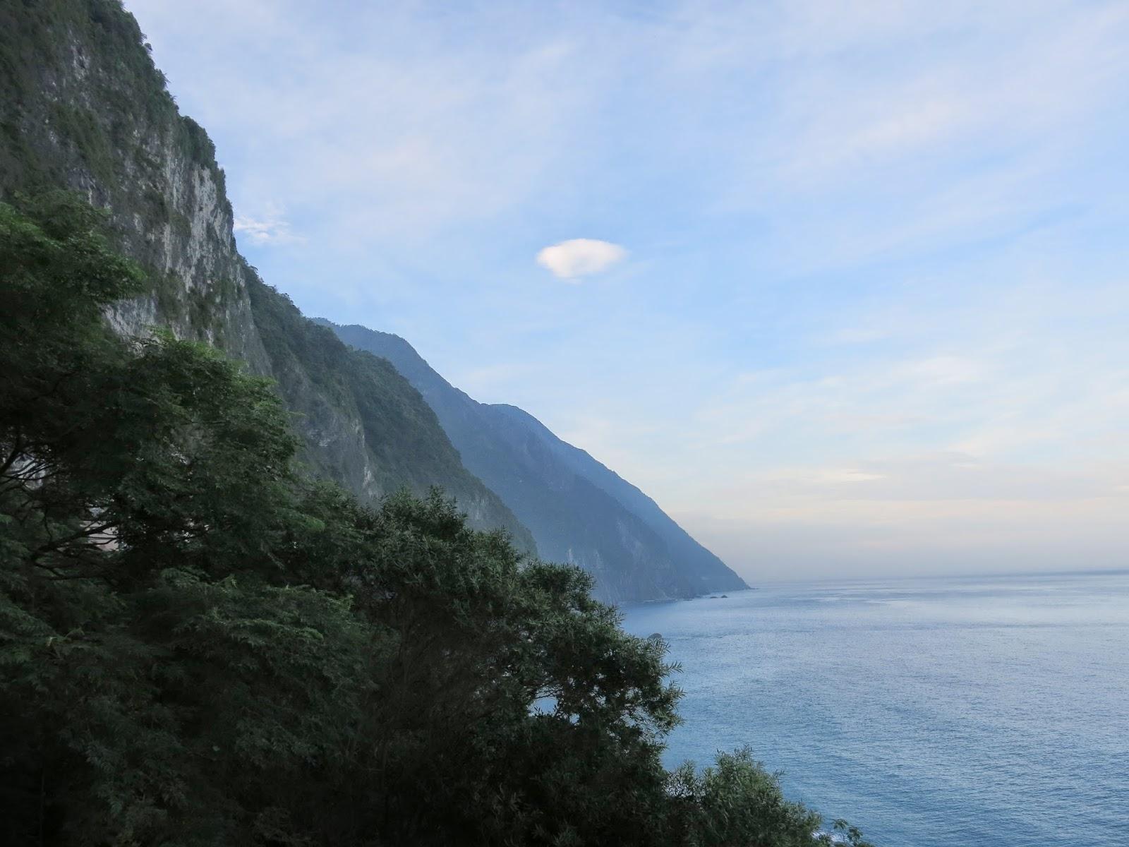 Qingshui Cliff清水斷崖