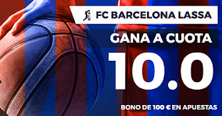 Paston Megacuota Liga Endesa: Estudiantes vs Barcelona 22 octubre
