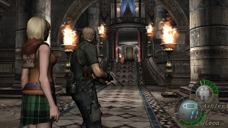Resident Evil 4 Pc Jeu Complet - PES NEW PATCH