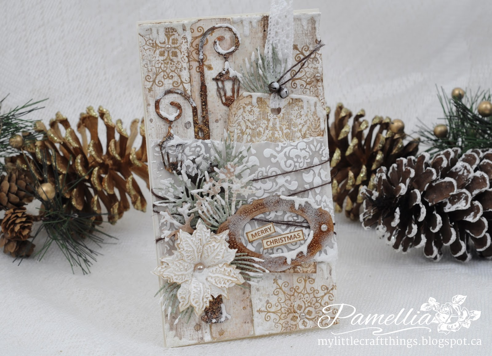 My Little Craft Things: Vintage / Shabby Chic Christmas