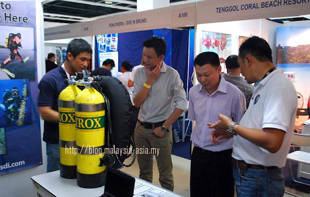 Nitrox at MIDE Malaysia