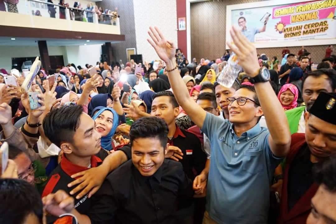 Dosa Terbesar Megawati Ini Akan Dituntaskan Oleh Sandi