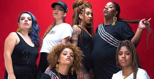 Parceria entre LAB Fantasma e Slam das Minas promove a resistência feminina, poesia e cultura de rua.