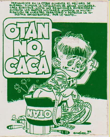 OTAN NO Carlos Gimenez