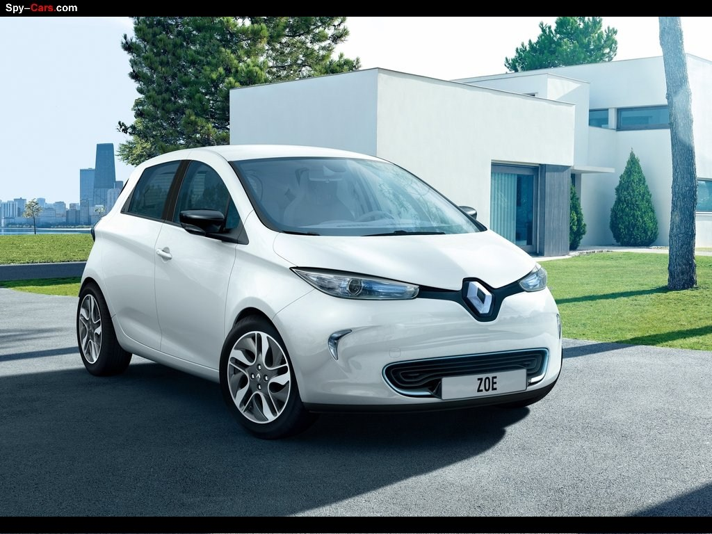 2013 renault zoe renault autos spain. Black Bedroom Furniture Sets. Home Design Ideas