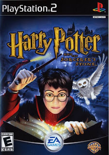 Harry Potter e a Pedra Filosofal (PS2) 2003