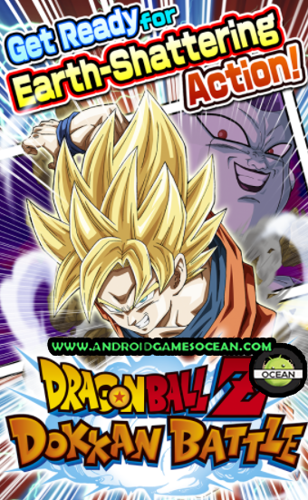 Dragon Ball Z Dokkan Battle v2 4 2 Online Apk MOD Free - screenshot AGO download links