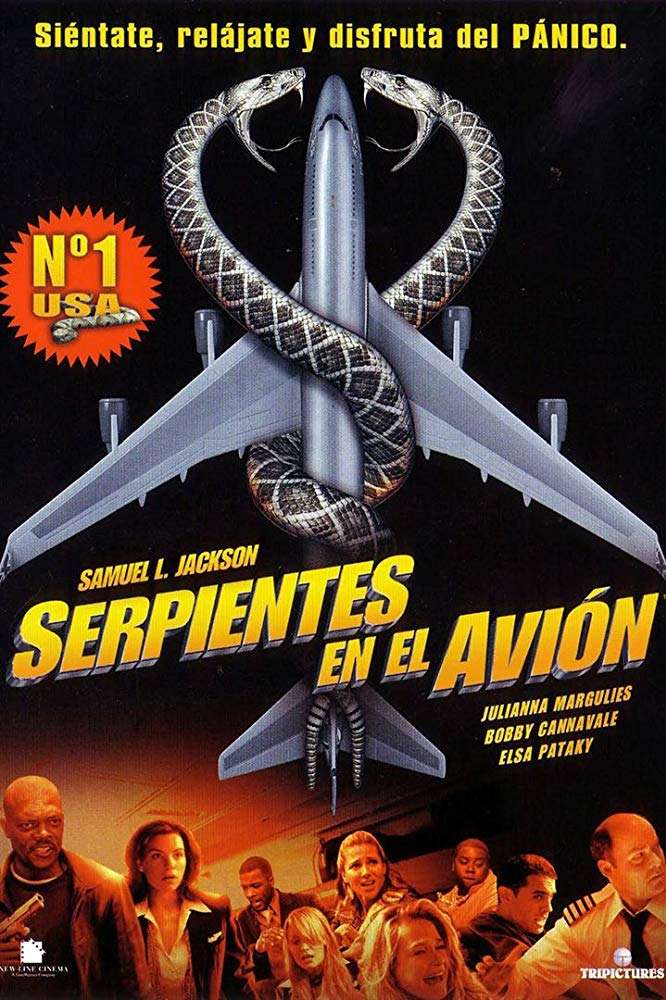 Snakes on a Plane (2006) Dual Audio Hindi 350MB BluRay 480p ESubs