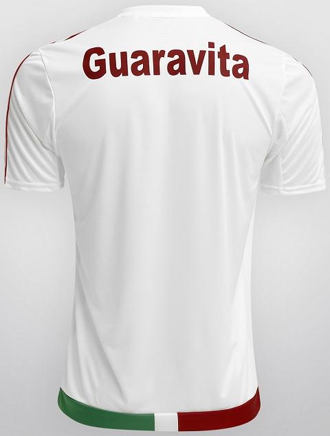 Adidas lança nova camisa titular do Fluminense - Show de Camisas 1081970d299e7