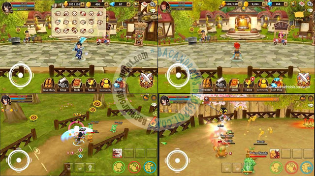 Dragonica Mobile Android update v1.0 Apk Playpark