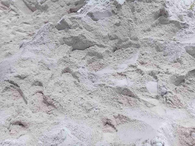 supplier pasir bangka