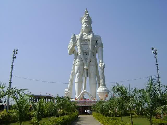Lord Hanuman at the Oklahoma