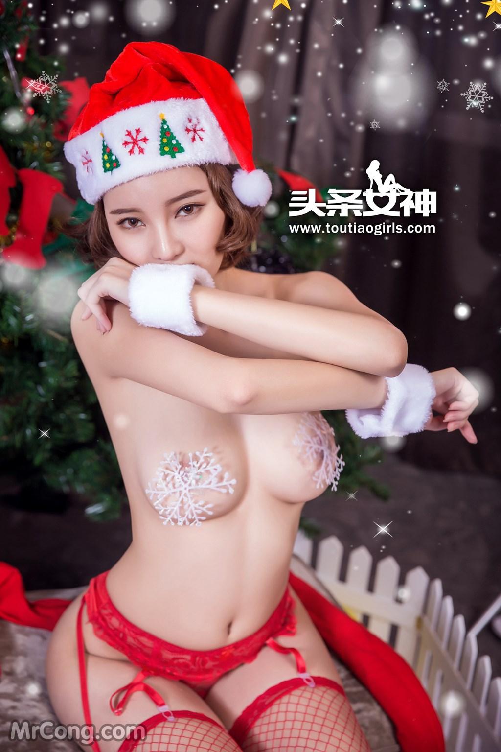 Image MrCong.com-TouTiao-2016-12-24-Wen-Xue-024 in post TouTiao 2016-12-24: Người mẫu Wen Xue (文雪) (38 ảnh)