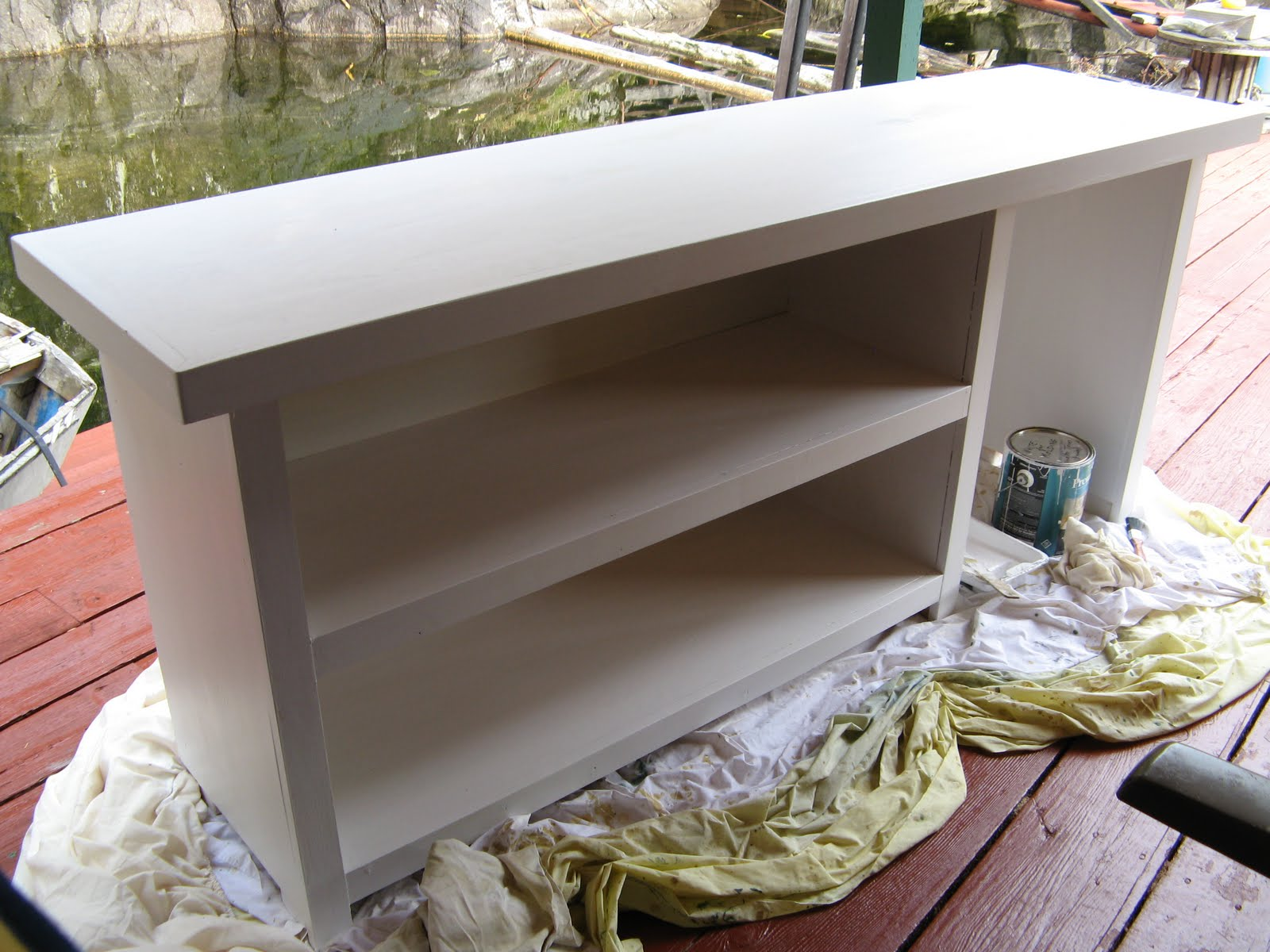 Kitchen Magician Tall Bin Powell River Books Blog John Is Like A At Everything He Does I Let Him Know What Need And Makes It Happen Magic Our Storage Counter Shelf Are Two
