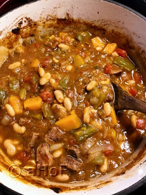 Sonoran Style Beef Stew