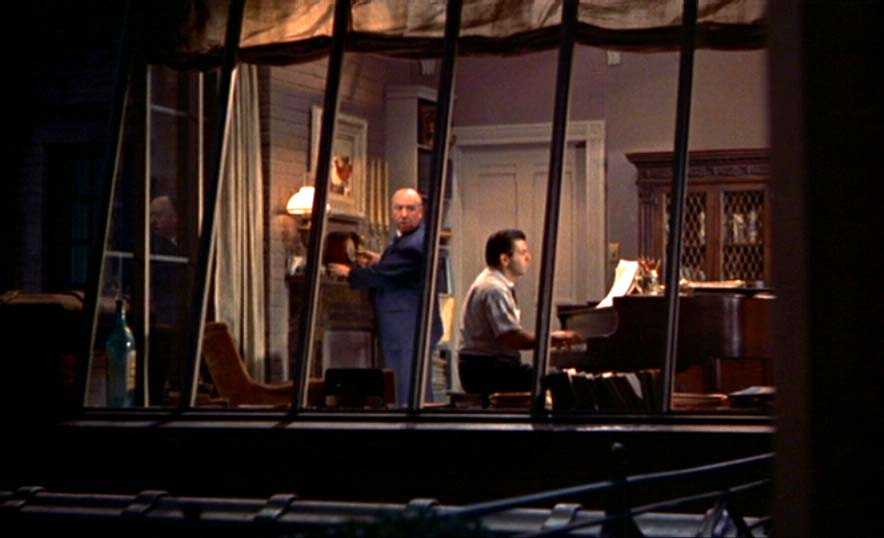 rear window reflexivity relationship
