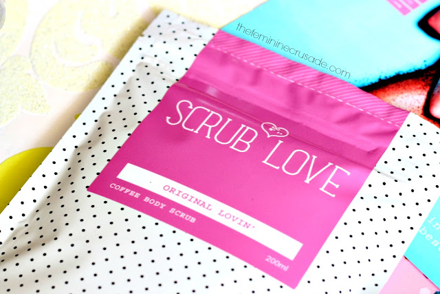 Scrub Love Coffee Body Scrub