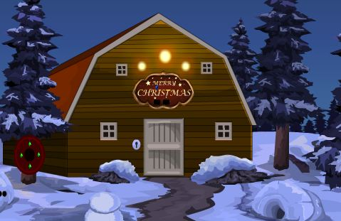 Games4Escape Reindeer Rescue Walkthrough