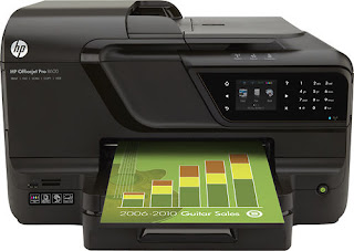 HP Officejet Pro 8600 Driver Download For Windows, Mac