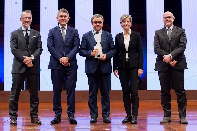 Il Gruppo Grimaldi premiato da Fiat Chrysler Automobiles